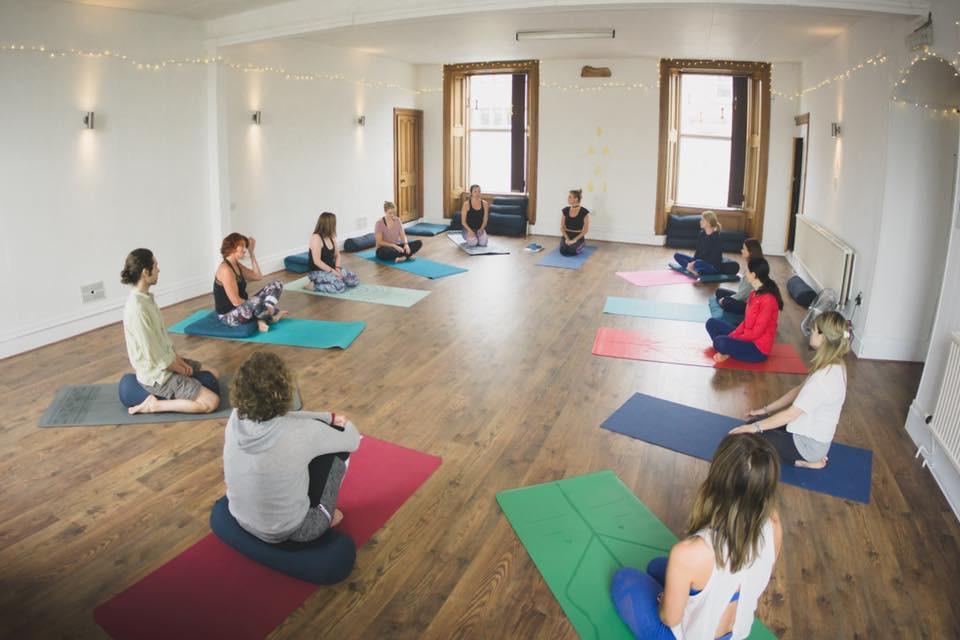 lky yoga teacher training